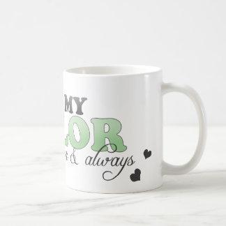 Loving my Sailor Forever & Always Coffee Mug