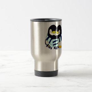 Loving Penguins Travel Mug