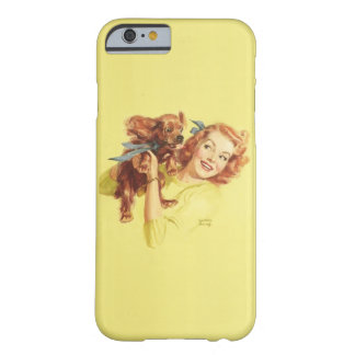 LOVING PUP PIN UP Barely There iPhone 6 Case