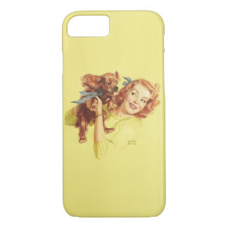 LOVING PUP PIN UP Barely There iPhone 7 Case