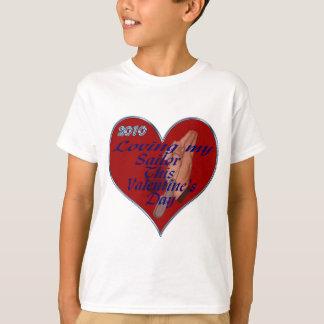 LOVING SAILOR VAL DAY TAGS T-Shirt