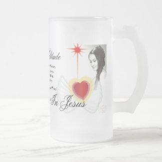Loving Solitude Quiet Your Heart In Jesus Mug