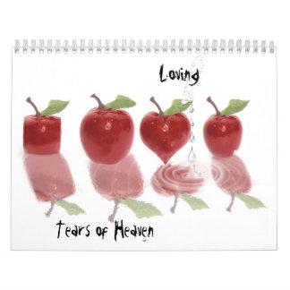 Loving Tears of Heaven calendar