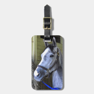 Loving the Backstretch at Belmont Luggage Tag