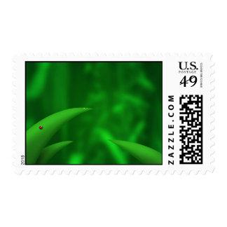 Loving the Greens! Postage
