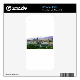 Loving Tuscany! Photo Print Skin For The iPhone 4