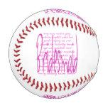 Loving Words for a Bridesmaid Baseball