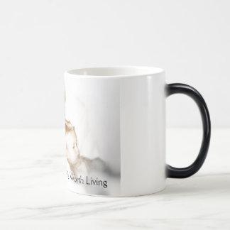 Loving You Makes Life Worth Living Magic Mug