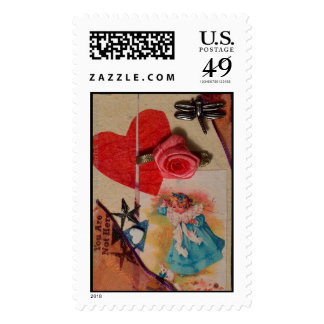 Loving You Postage Stamp