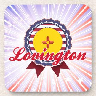 Lovington, nanómetro posavasos de bebidas