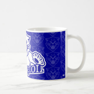 Lovington Wildcats Logo Mug