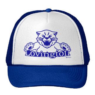 Lovington Wildcats Trucker Hat