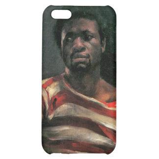Lovis Corinth black male portrait Othello painting Case For iPhone 5C