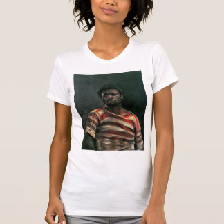 Lovis Corinth black male portrait Othello painting T Shirts