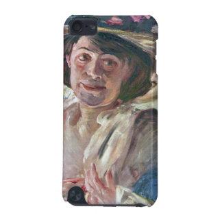 Lovis Corinto - retrato de Charlotte Berend-Corin