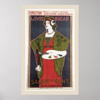 Lovis Rhead poster