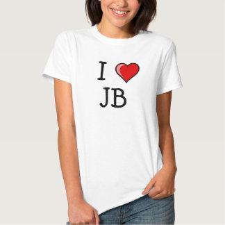 lovveee, I, JB T Shirt