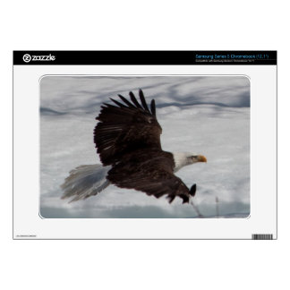 Low-Altitude Fly By Samsung Chromebook Decal