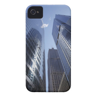 Low angle upward exterior view of downtown 2 Case-Mate iPhone 4 case
