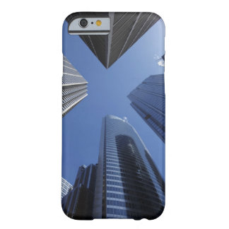 Low angle upward exterior view of downtown barely there iPhone 6 case