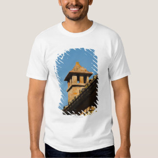Low angle view of a chimney on a roof, San Tee Shirt