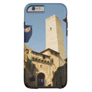 Low angle view of a tower, Torri Di San Tough iPhone 6 Case