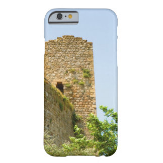 Low angle view of an ancient building, barely there iPhone 6 case
