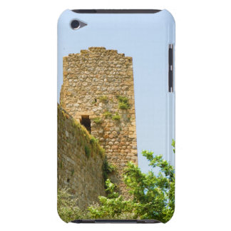 Low angle view of an ancient building, barely there iPod cover