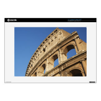"""Low angle view of Colosseum 15"""" Laptop Decal"""