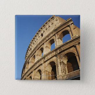 Low angle view of Colosseum Button