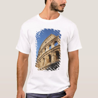 Low angle view of Colosseum T-Shirt