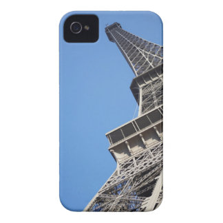 Low angle view of Eiffel Tower Paris France Blackberry Bold Case