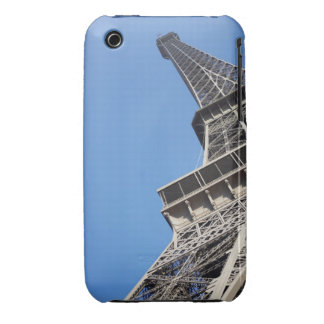Low angle view of Eiffel Tower, Paris, France iPhone 3 Case-Mate Case