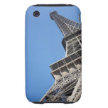 Low angle view of Eiffel Tower, Paris, France Tough iPhone 3 Case