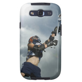 Low angle view of jai-alai player samsung galaxy s3 covers