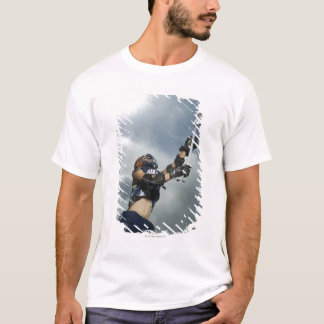 Low angle view of jai-alai player T-Shirt
