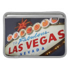 Low angle view of neon sign, Las Vegas, Nevada Sleeve For MacBook Air