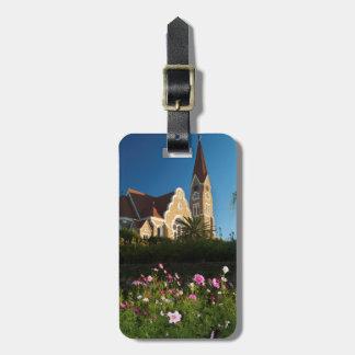 Low Angle View Of The Christ Church Bag Tag