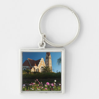 Low Angle View Of The Christ Church Key Chain