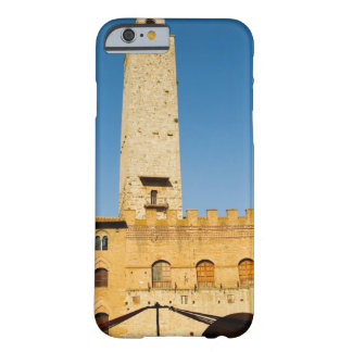 Low angle view of tower of a building, barely there iPhone 6 case