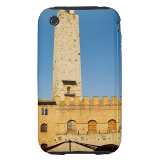 Low angle view of tower of a building, tough iPhone 3 case