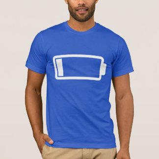 Low Battery - Dark T-Shirt