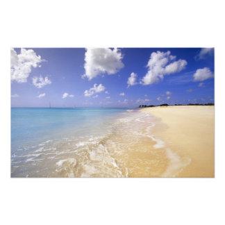 Low Bay Beach, Barbuda, Antigua Photo Print