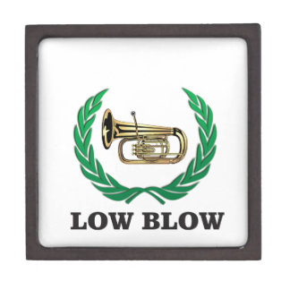 low blow olive gift box
