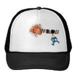 low blow t trucker hat