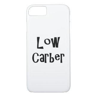 Low Carber - Apple iPhone 8/7 Cover