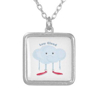 Low Cloud Necklaces