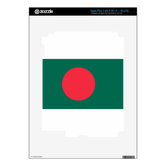 Low Cost! Bangladesh Flag Skins For iPad 3