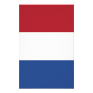 Low Cost! Caribbean Netherlands Flag Stationery