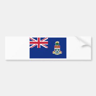 Low Cost! Cayman Islands Flag Bumper Sticker